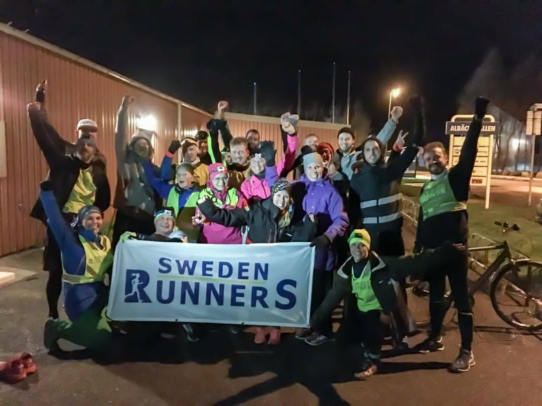 Sweden Runners Lund