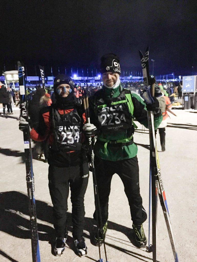 Sweden Runners Nattvasa