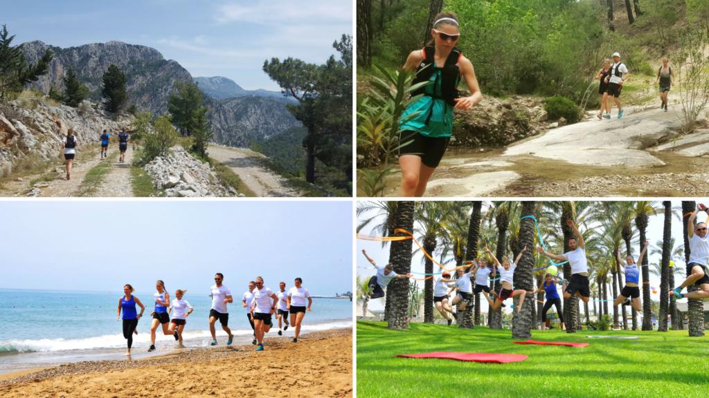 Sweden Runners träningsresa Löparresa
