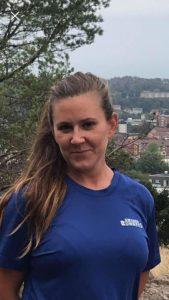 Sweden Runners ledare Jessica AIdeborn