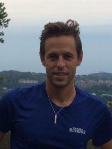 Sweden Runners ledare Anton Svärd