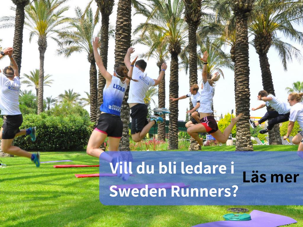 Ledare i Sweden runners