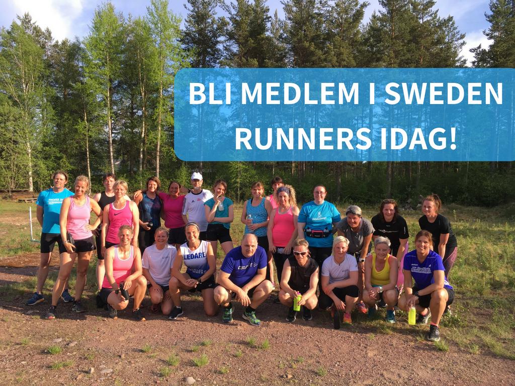 Medlem i Sweden Runners