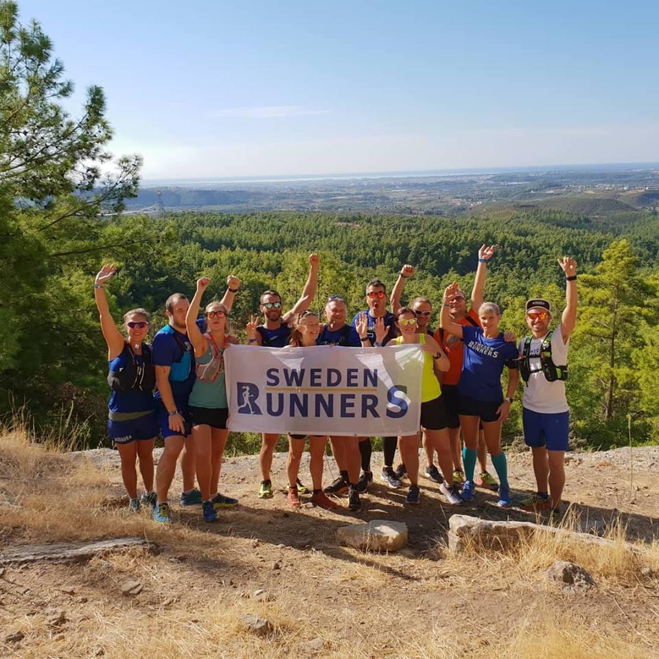 Sweden Runners Turkiet 2019 löparresa