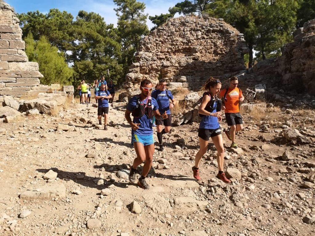Sweden Runners Turkiet resor 2019 löparresa