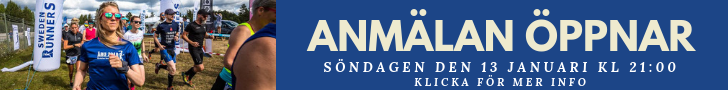 Anmälan ÄBU sweden Runners