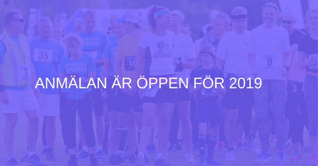 Anmälan Löparkalaset Sweden Runners