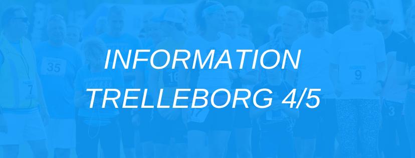 Sweden Runners Löparkalaset Trelleborg