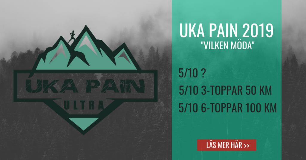 Uka pain 2019 Sweden Runners
