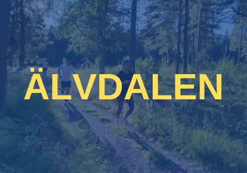 Sweden Runners Älvdalen