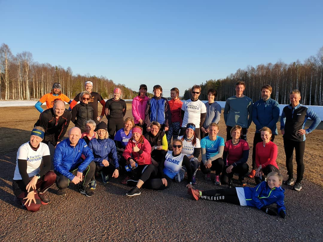 Sweden Runners Löpargrupper