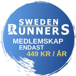 Medlemskap i Sweden Runners
