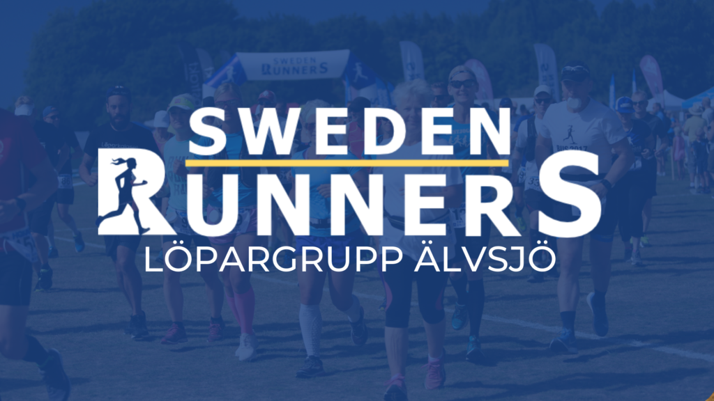 Sweden Runners Älvsjö Löpargrupp Löpning