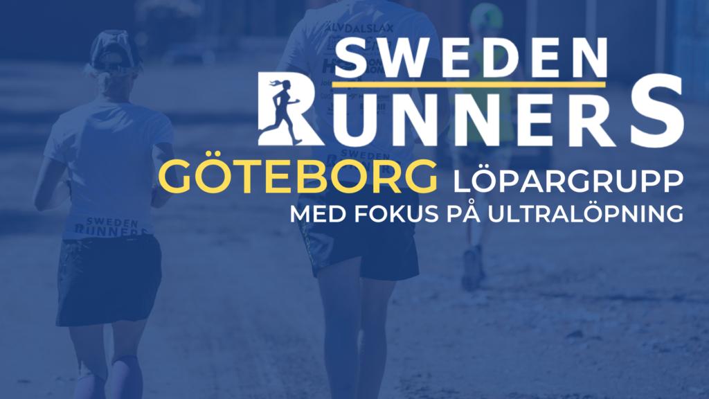 Sweden Runners Göteborg Ultralöpning Löpargrupp
