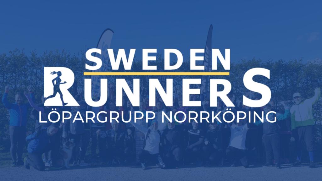 Sweden Runners Löpträning Löpargrupp Norrköping