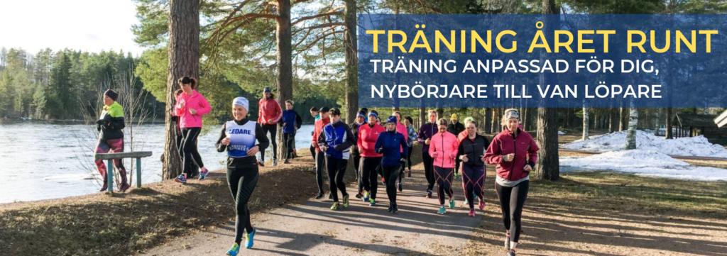 Sweden Runners Löpträning Löpargrupp