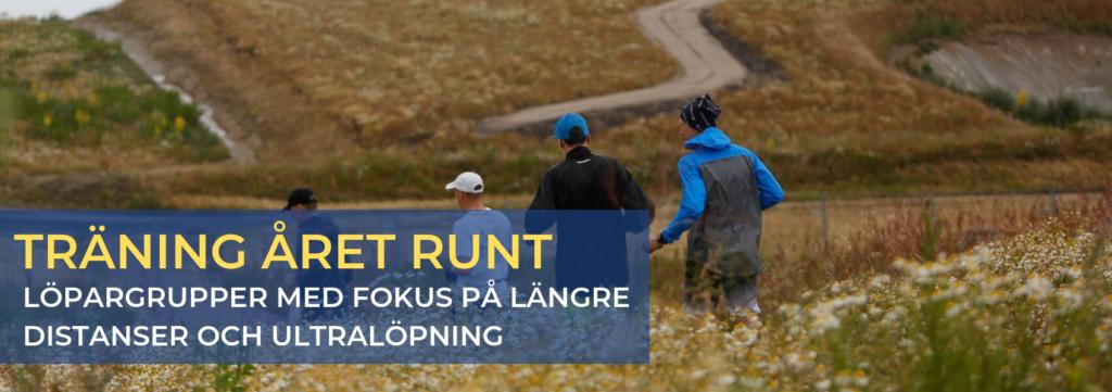 Swedeb Runners Ultralöpning Löpargrupper Löpträning