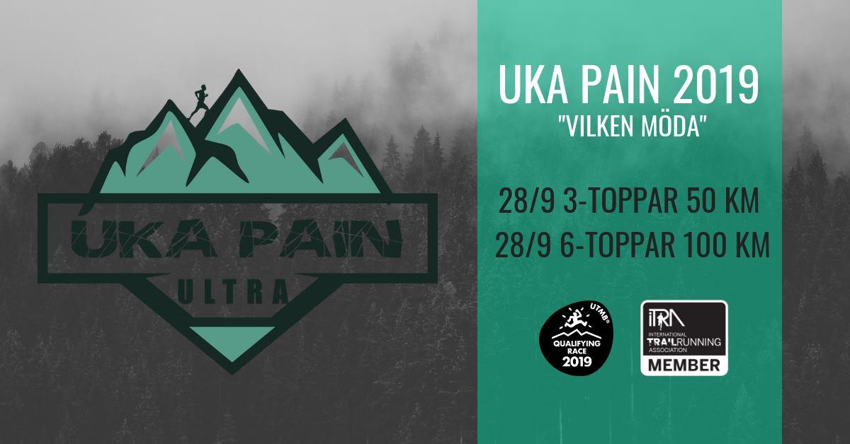 Uka Pain Ultra Sweden Runners