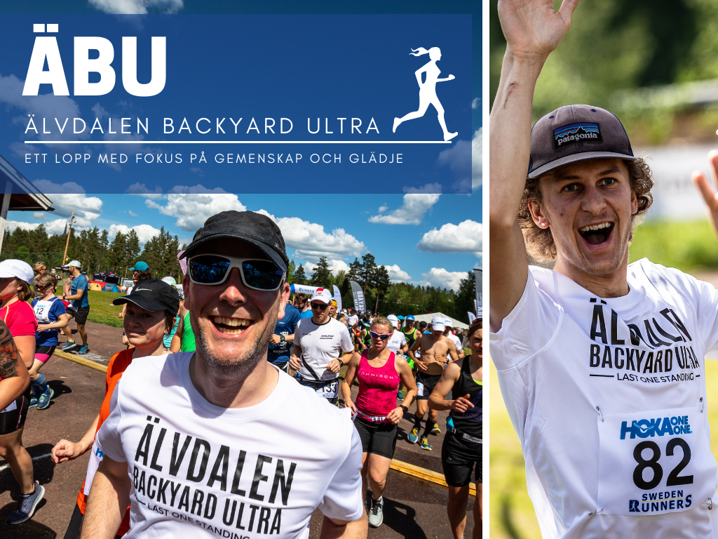 Sweden Runners Älvdalen Backyard Ultra