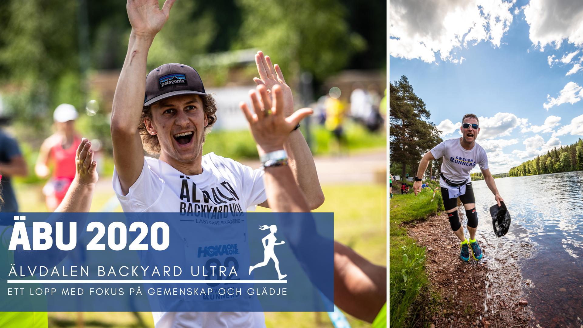 Älvdalen Backyard Ultra Sweden Runners