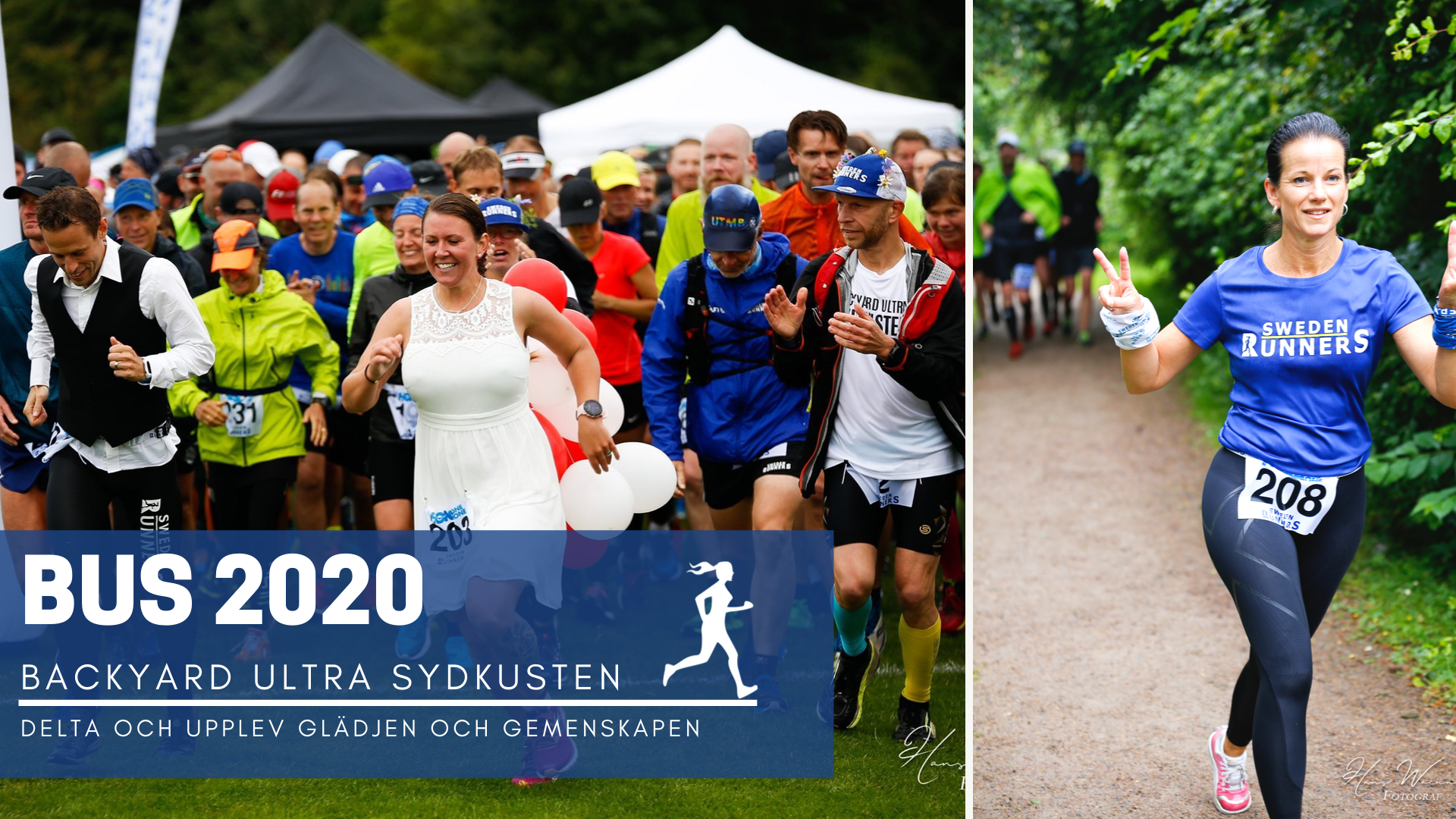 Backyard Ultra Sydkusten Sweden Runners