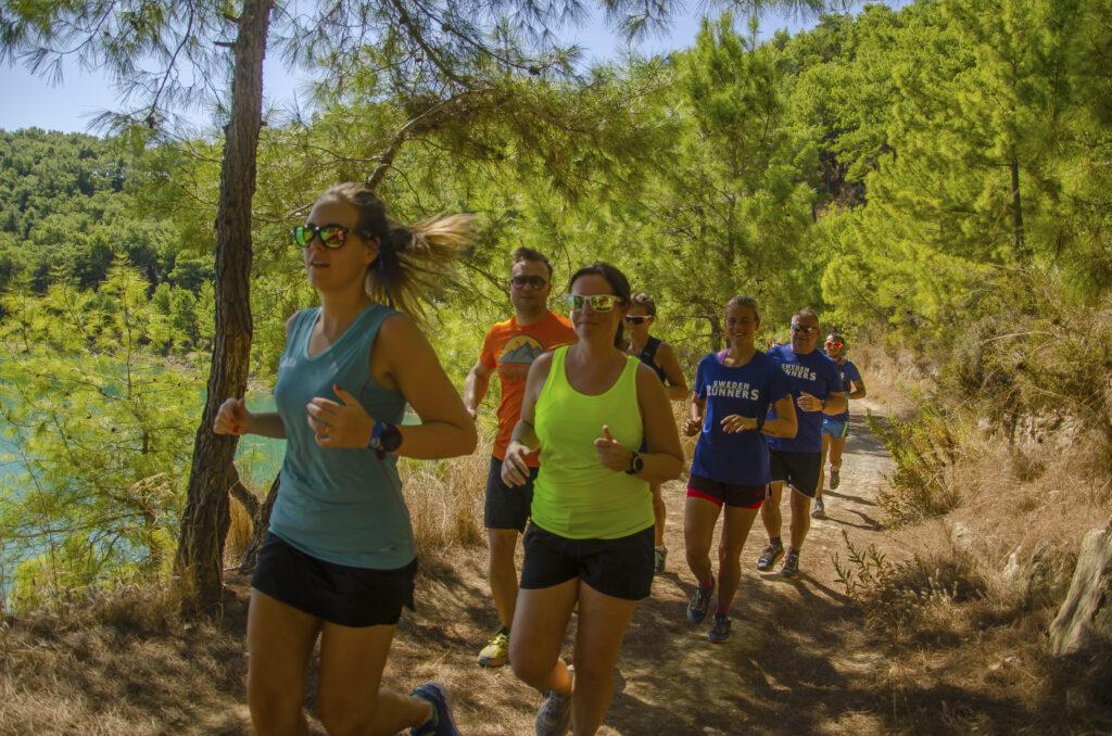 Sweden Runners löparresa Turkiet