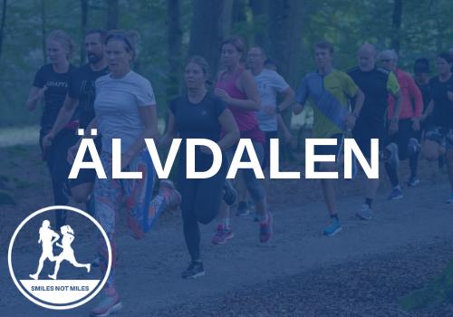 Sweden Runners Löpargrupp Älvdalen