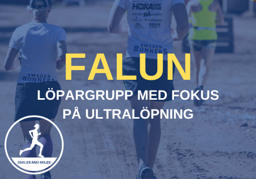 Sweden Runners Falun Ultra löpargrupp