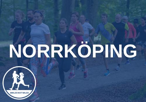 Sweden Runners Norrköping löpargrupp