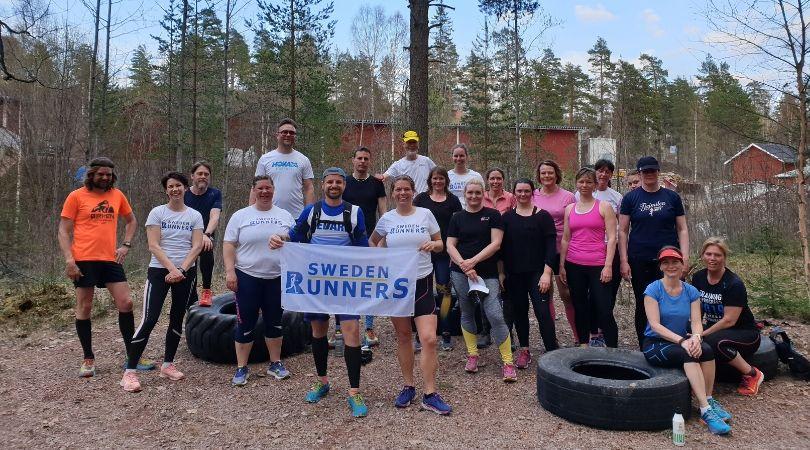 Sweden Runners nybörjarlöpning