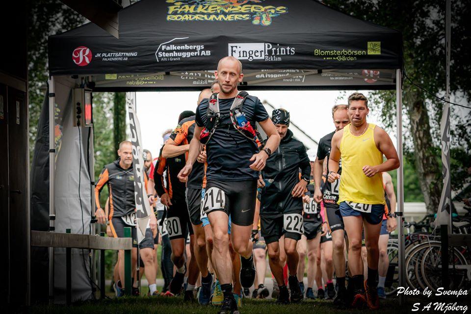 Sweden Runners Backyard Ultra