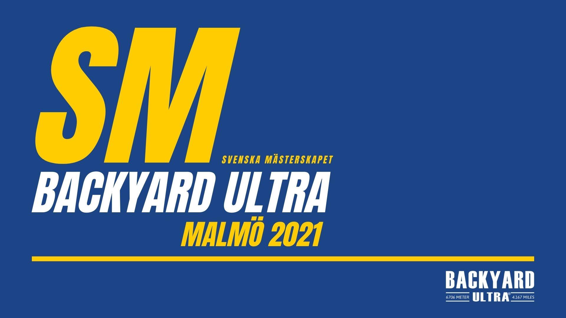 Svenska Mästerskapet Backyard Ultra 2021