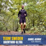 Sweden Runners Daniel George