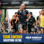 Henrik Bengtsson Sweden Runners Backyard Ultra