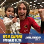 Team Sweden André Rangelind Sweden Runners