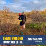 Team Sweden Anna Carlsson Sweden Runners