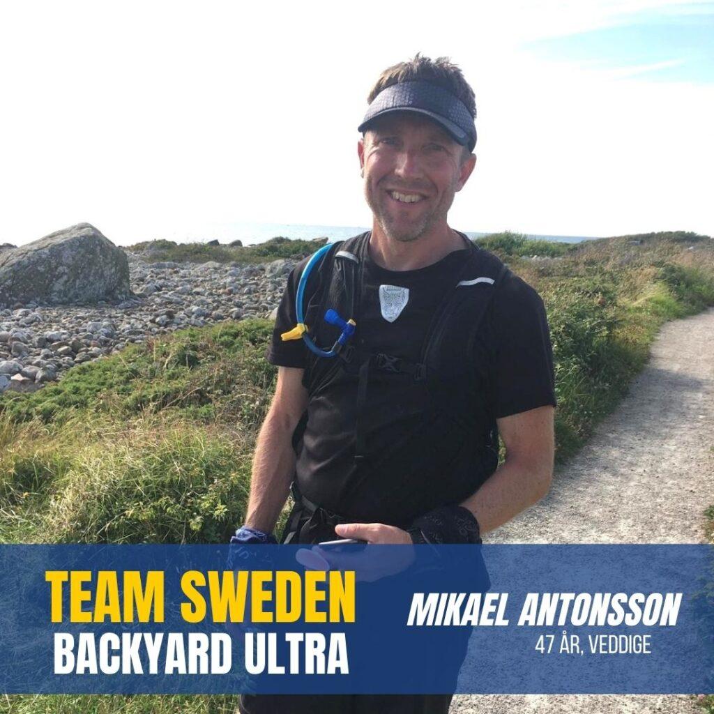 Sweden Runners Mikael Antonsson Sweden Runners