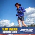 Team Sweden Johnny Hällneby Sweden Runners