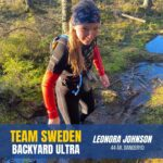 Sweden Runners Leonora Johnson Backyard Ultra