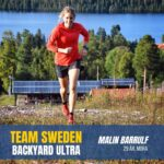 Team Sweden Malin Barrulf Sweden Runners