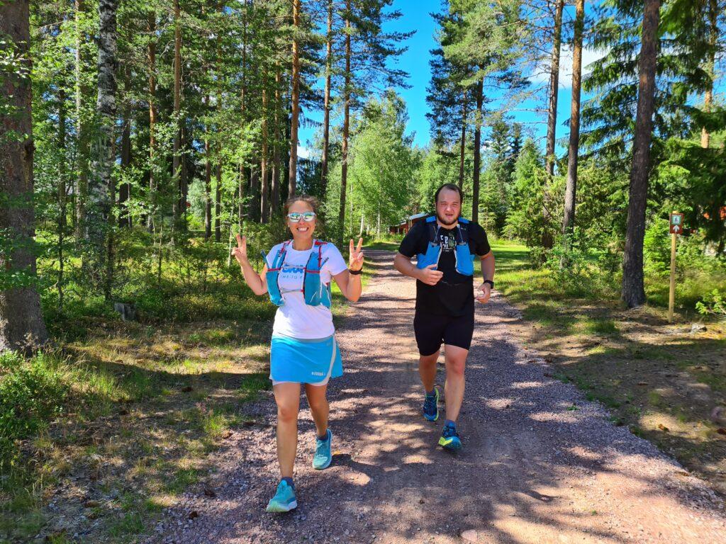 Sweden Runners Ultravasan Löparläger