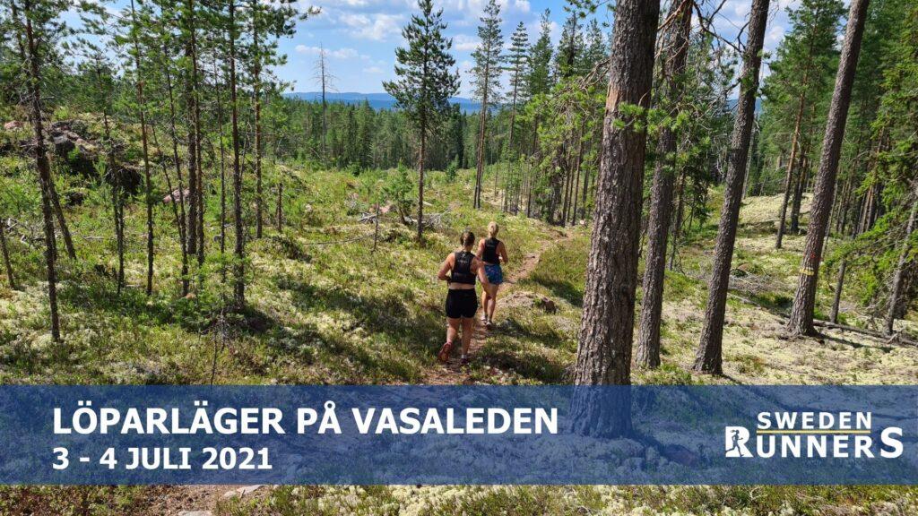 Sweden Runners löparläger ultravasan