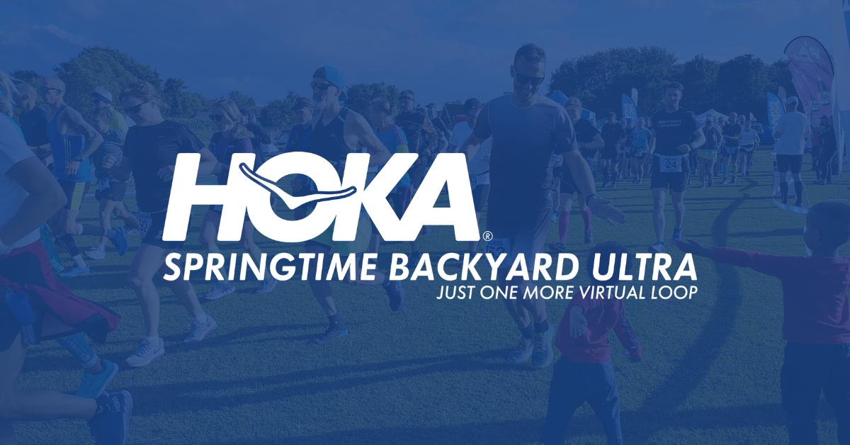 Hoka Backyard Ultra