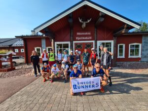 Löparläger Sweden Runners